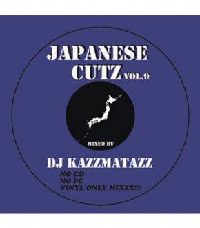 【JAPANESE CUTZ vol.9】-DJ KAZZMATAZZ-                           </a>             <span class=