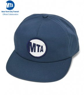 【MTA × INTERBREED】Uniform 5 Panel Cap