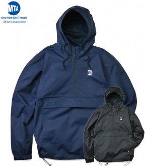 "【MTA × INTERBREED】 ""Uniform Logo Anorak"""