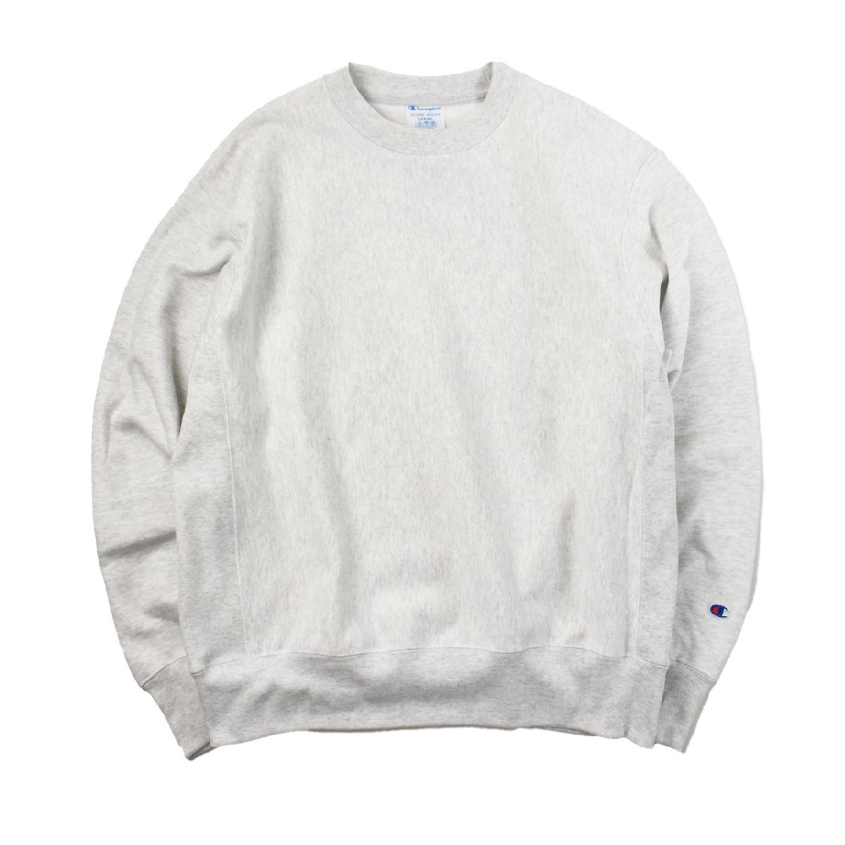 【Champion】Reverse Weave Crew Neck Sweat
