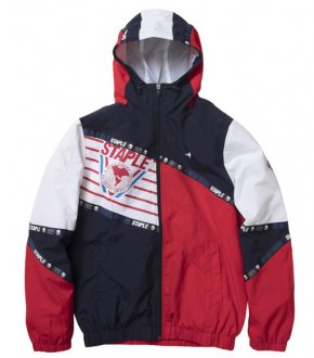 【STAPLE】Trifecta Nylon Jacket
