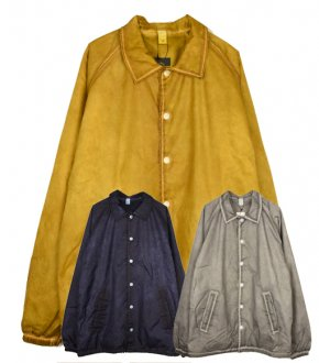 【BEIMAR】Washed Nylon Coach Jacket