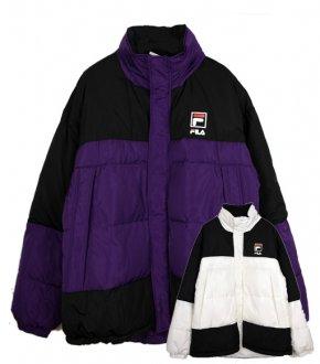 【FILA HERITAGE】Logo Padding Jacket                           </a>             <span class=