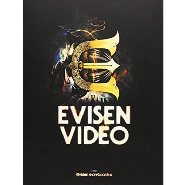 【EVISEN】EVISEN VIDEO [DVD]