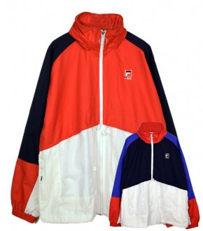 【FILA HERITAGE】Wind-Up Full Zip Jacket