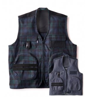 【INTERBREED】Urban Equipment Vest