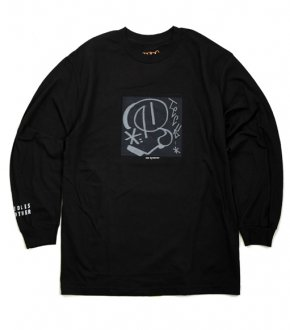 【Seen?×Teck】No System L/S Tee