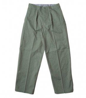 【Dead Stock】Sweden Prisner Pants