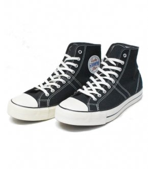 【Converse】Lucky Star Hi Cut (Black)