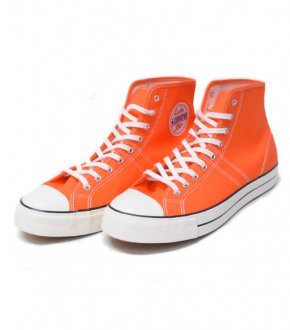 【Converse】Lucky Star Hi Cut (Orange)