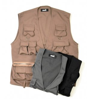 <img class='new_mark_img1' src='https://img.shop-pro.jp/img/new/icons20.gif' style='border:none;display:inline;margin:0px;padding:0px;width:auto;' />【Seen?】Treasure Vest