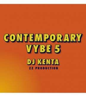 【CONTEMPORARY VYBE 5】-DJ KENTA<img class='new_mark_img2' src='https://img.shop-pro.jp/img/new/icons8.gif' style='border:none;display:inline;margin:0px;padding:0px;width:auto;' />