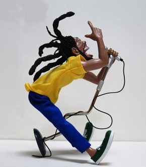 H.R. (Bad Brains) STATUETTE Figure