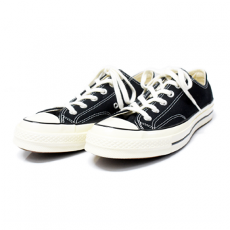 【Converse】Chuck Tayler CT70 Low Cut.(Black)