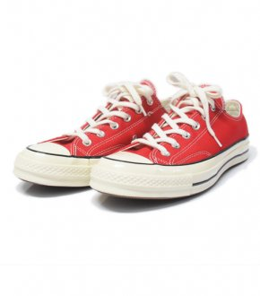 【Converse】Chuck Tayler CT70 Low Cut.(Red)
