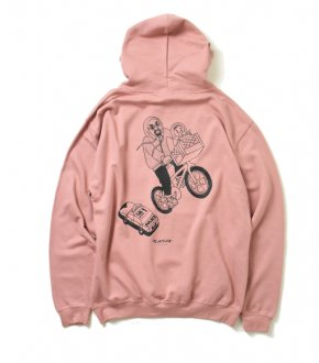【FLATLUX】Fly Me To The Moon Hoodie