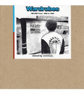 【Wardrobes】HIP HOP From 1990 to 1995 Mixed by DJ YUMA