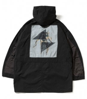 【TBPR】Fortress Rad Coat(Black)