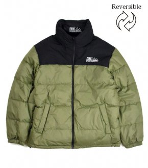 【FIRSTDOWN】Reversible Down Jacket
