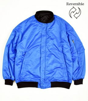 【EVISEN】Hot Shots! Reversible Flight JKT
