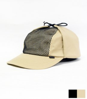 【SOU & VEN】Mesh Pocket Jet Cap Winter 