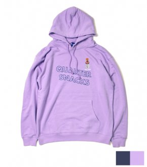 【QUARTER SNACKS】Snackman Hoody