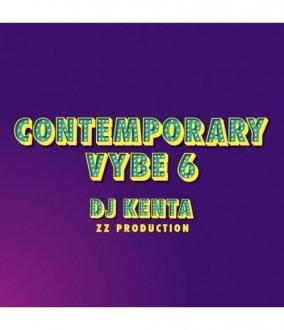 【CONTEMPORARY VYBE 6】-DJ KENTA
