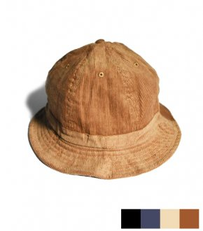 【Newhattan】Metro Hat(4Color)
