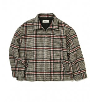 【EARLY】Check Swing Top Jacket                           </a>             <span class=