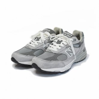 【new balance】 MR993 MADE IN U.S.A.(Grey)