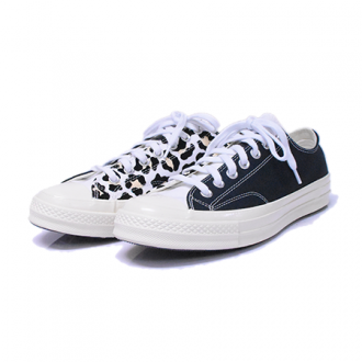 【Converse】Play Chuck CT70 Low Cut.(Half Leopard pattern)