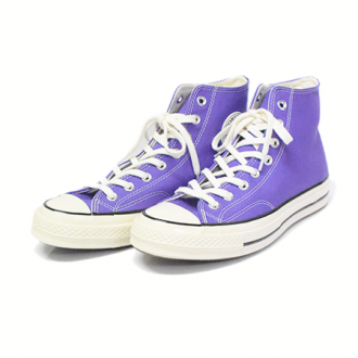 【Converse】Chuk Taylor 70' Hi Cut(Season Color Purple)