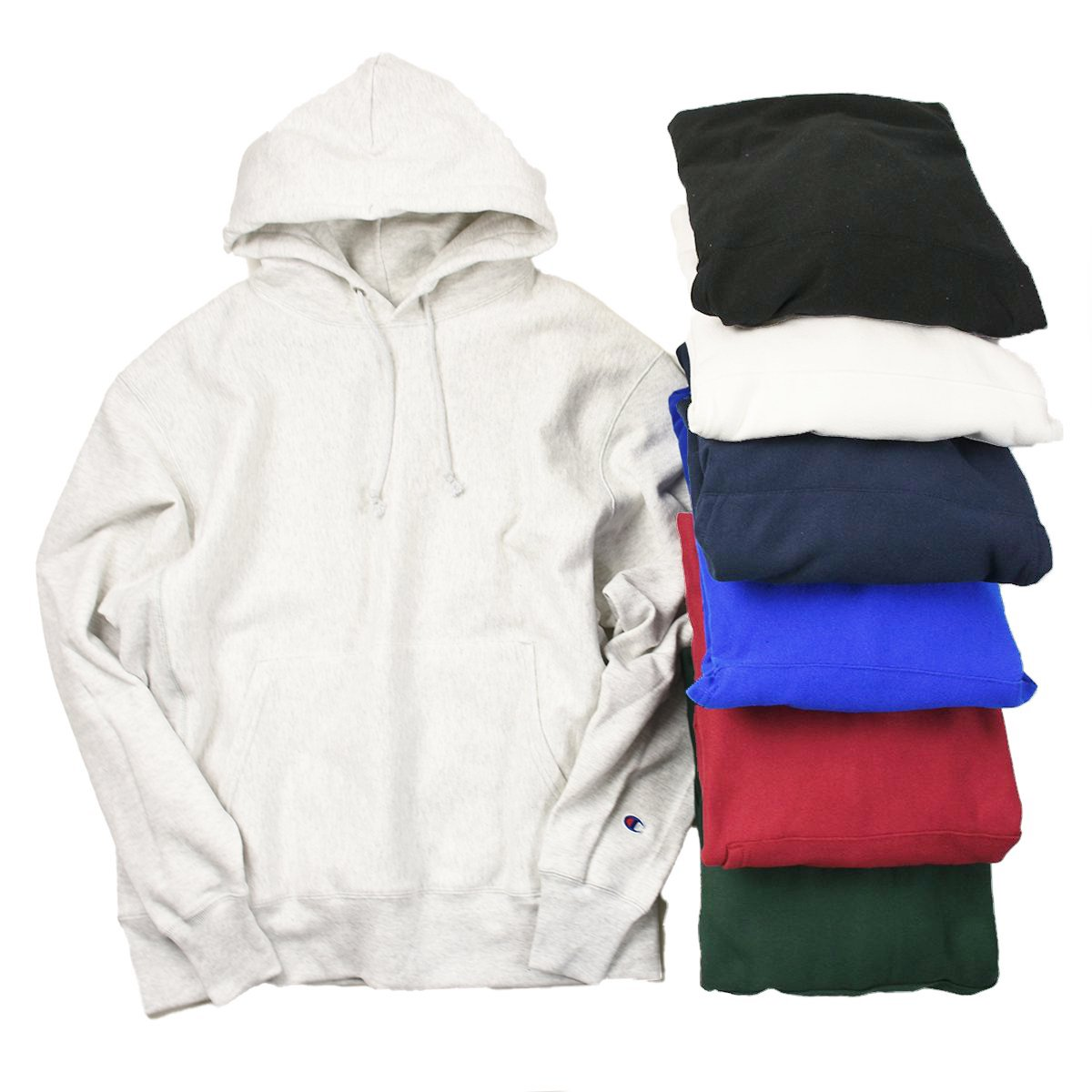 【Champion U.S.A】Reverse Weave  Pullover (6Color)