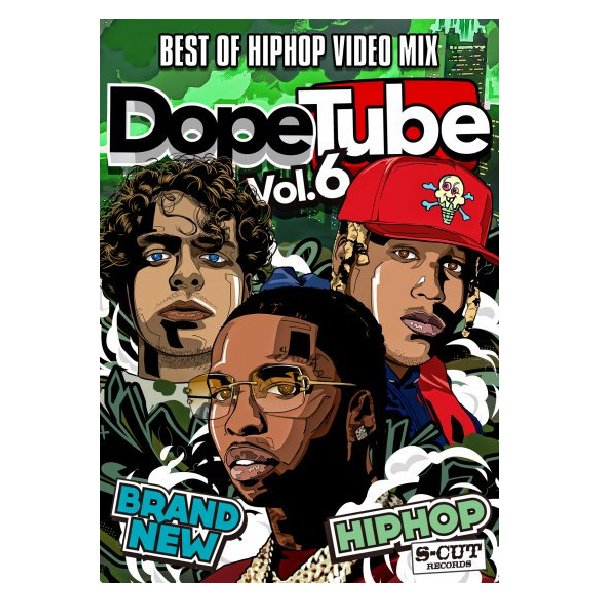 【Dope Tube- Vol.5】S-CUT RECORDS