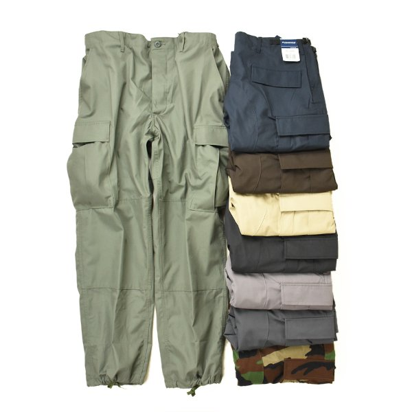 <img class='new_mark_img1' src='https://img.shop-pro.jp/img/new/icons56.gif' style='border:none;display:inline;margin:0px;padding:0px;width:auto;' />【PROPPER】BDU Trouser Burtton Fly  (8Color)