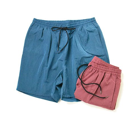 【FLATLUX】Monarch Tuck Short (2Color)