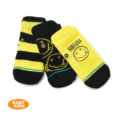 【STANCE】Nevermind 3 Pack