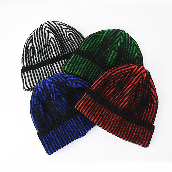 【EVISEN】Acid Knit Cap 2.0 (4Color)