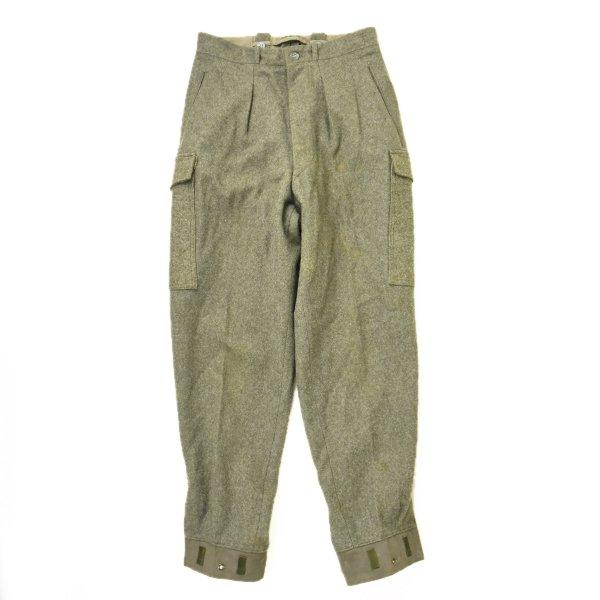 【DEAD STOCK】Sweden M39 Wool CargoPants(Olive)                           </a>             <span class=