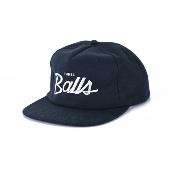 <img class='new_mark_img1' src='https://img.shop-pro.jp/img/new/icons8.gif' style='border:none;display:inline;margin:0px;padding:0px;width:auto;' />【LIEON SHARE】Three Balls Snapback (#Limited)