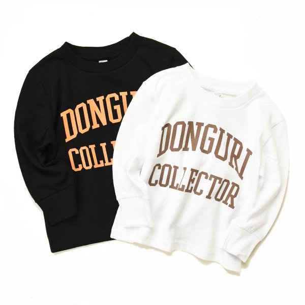 【ORIGINAL KIDS】Donguri Collector L/S Tee (2T-4T)