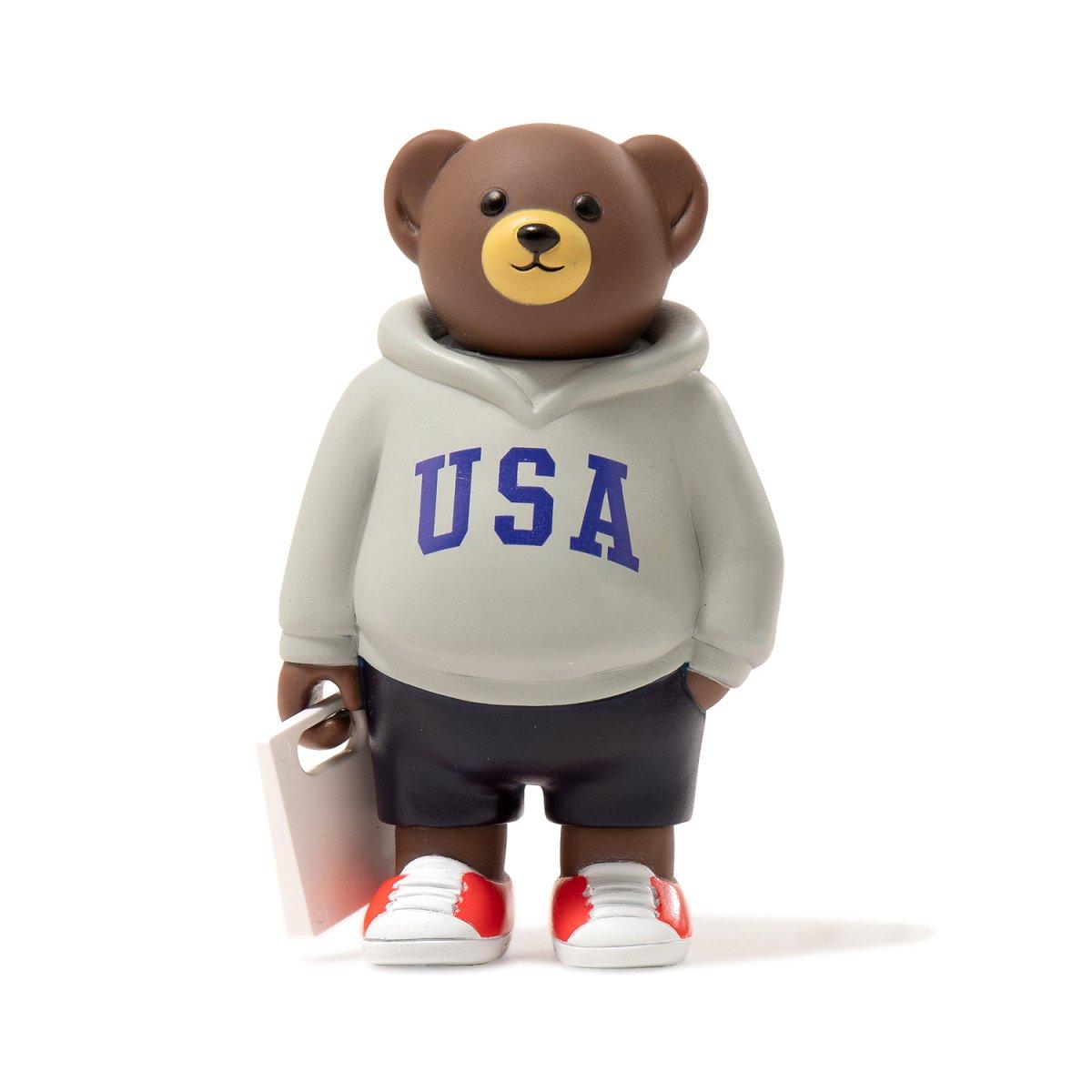 "【Knick Knacks】Wicked Bear ""USA""                           </a>             <span class="