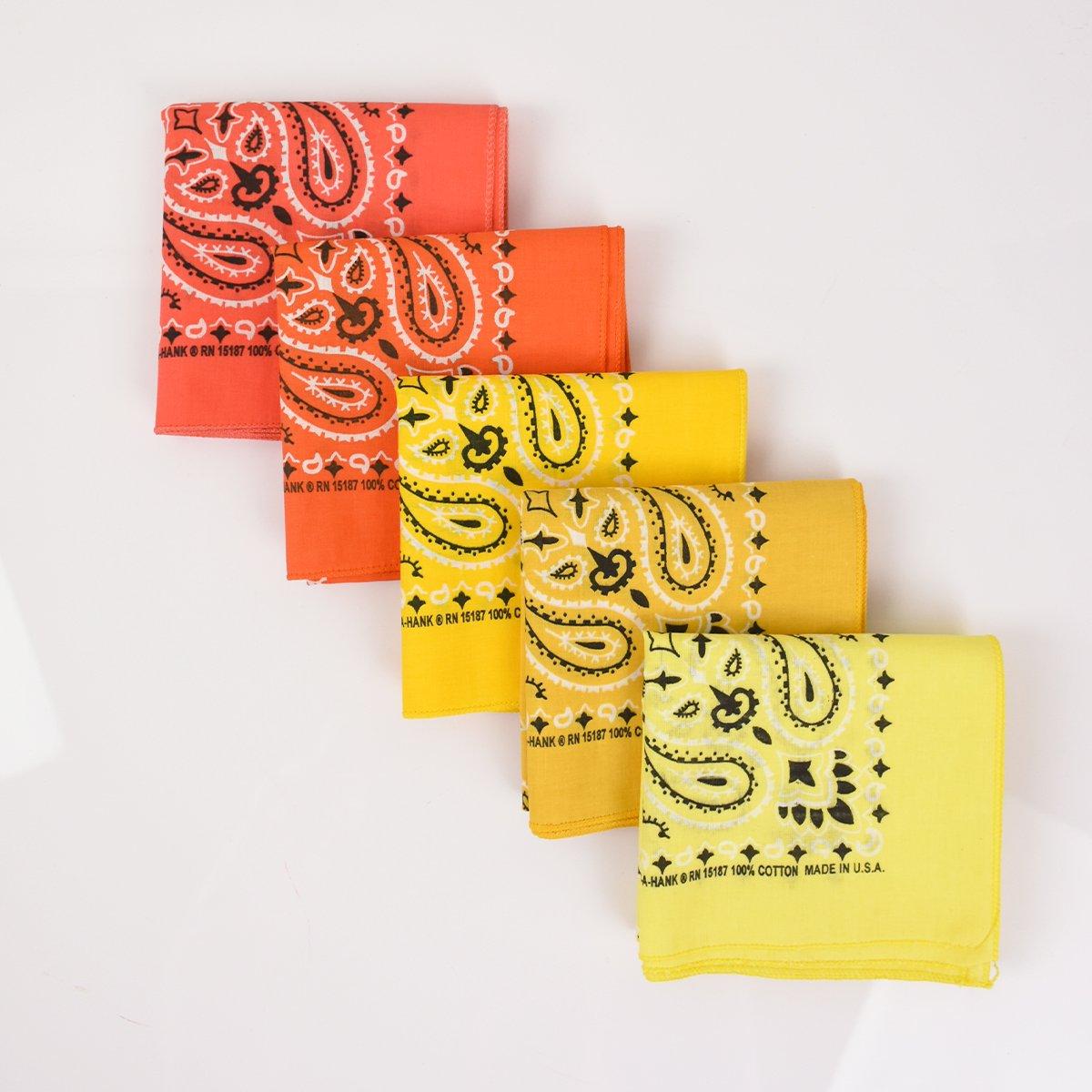 【HAV-A-HANK】Made in U.S.A Bandanna (5Color) Type-C                           </a>             <span class=
