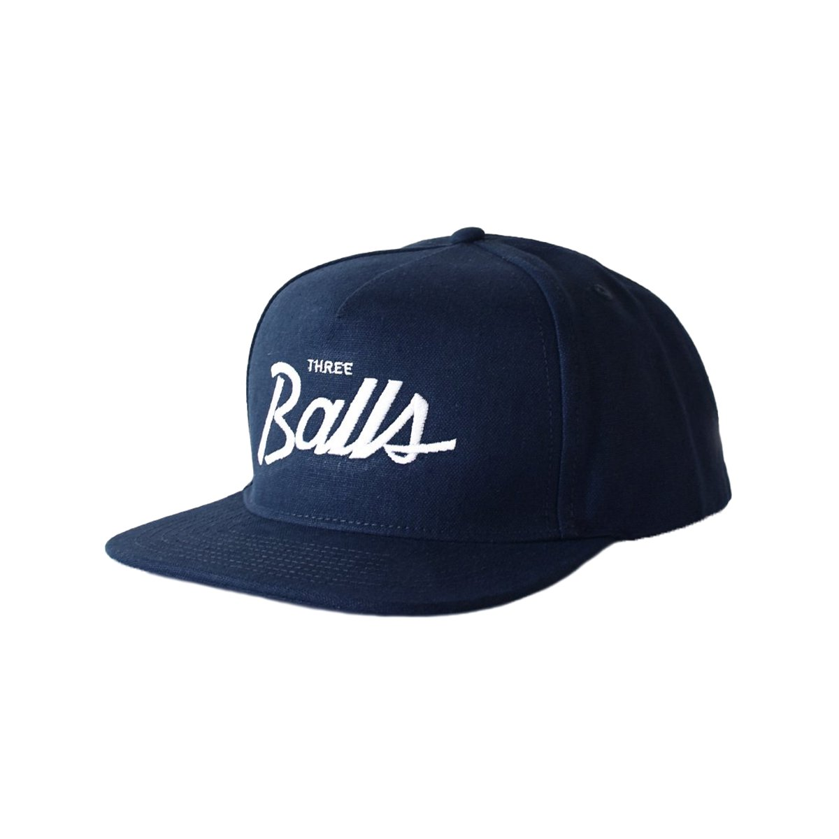 <img class='new_mark_img1' src='https://img.shop-pro.jp/img/new/icons8.gif' style='border:none;display:inline;margin:0px;padding:0px;width:auto;' />【LIEON SHARE】Three Balls Snapback #1 (Navy)                           </a>             <span class=