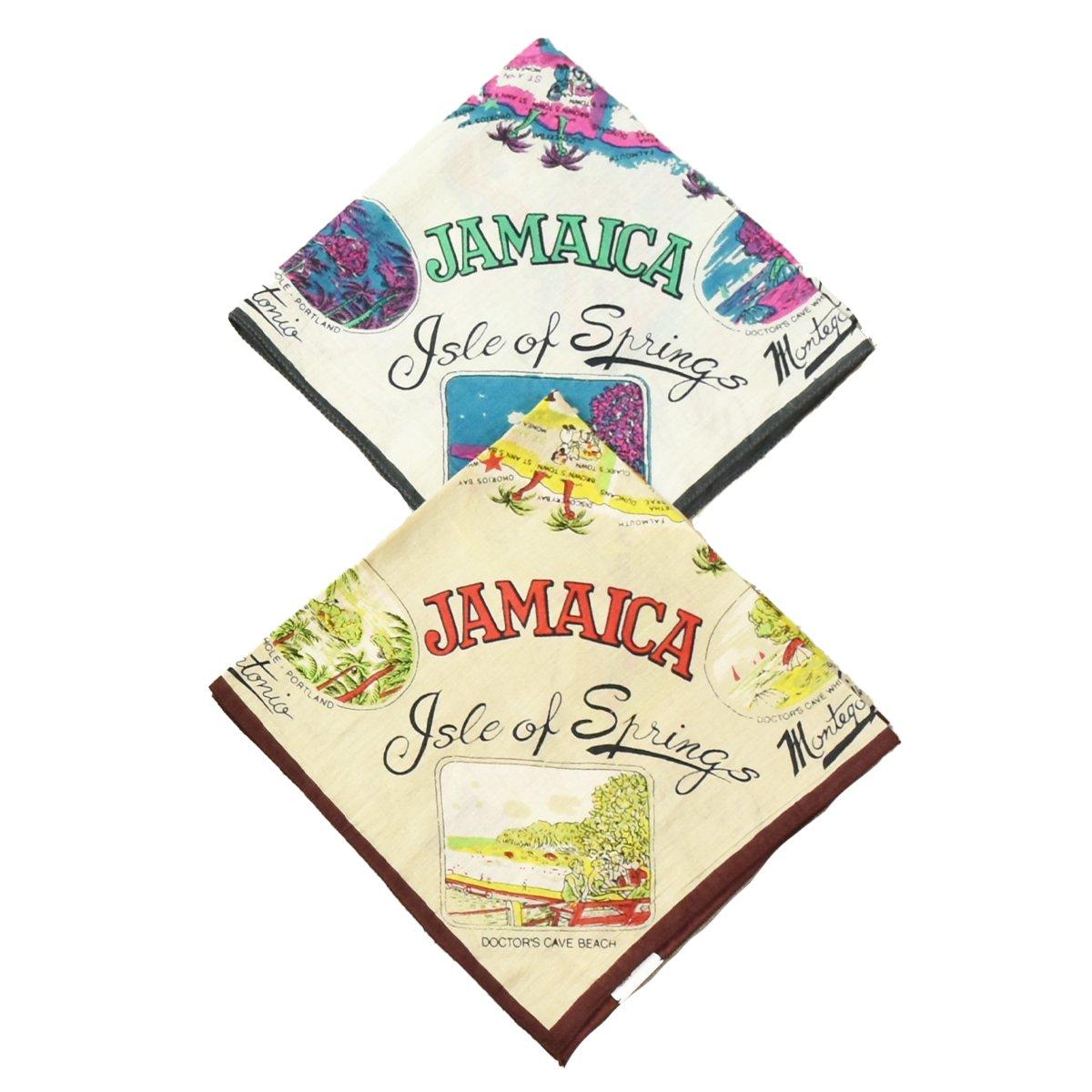 【BINDU】Jamaica Map Bandana (2Color)                           </a>             <span class=
