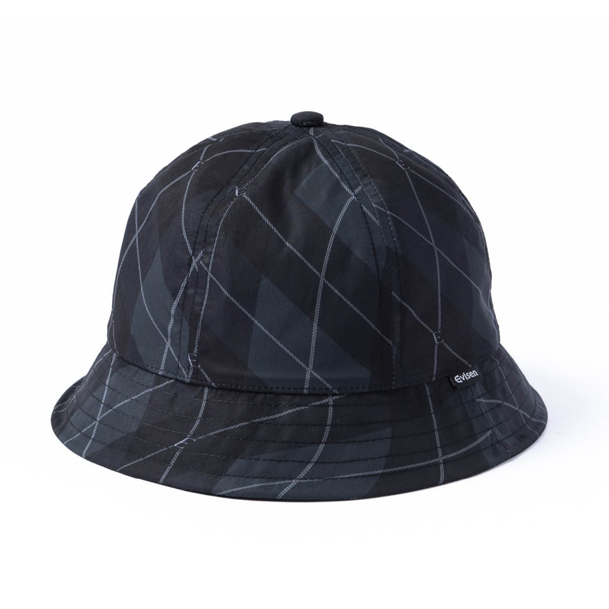 <img class='new_mark_img1' src='https://img.shop-pro.jp/img/new/icons8.gif' style='border:none;display:inline;margin:0px;padding:0px;width:auto;' />【EVISEN】Bent Argyle Hat (Black)                           </a>             <span class=