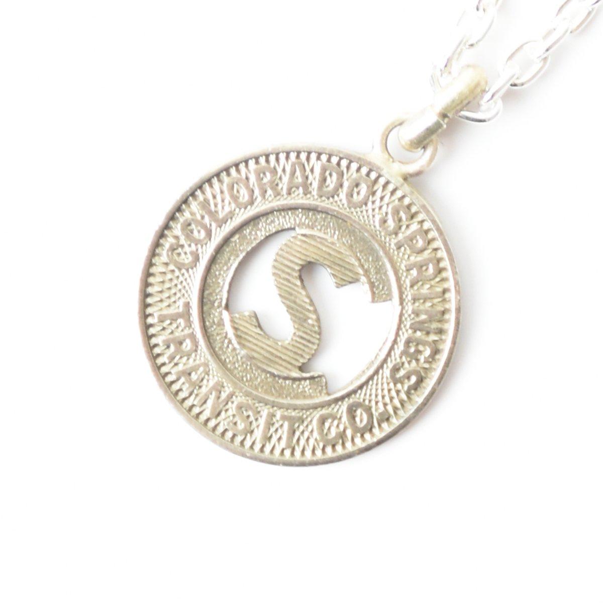 【PAYBACK】Colorado Springs Token Necklace(1956)                           </a>             <span class=