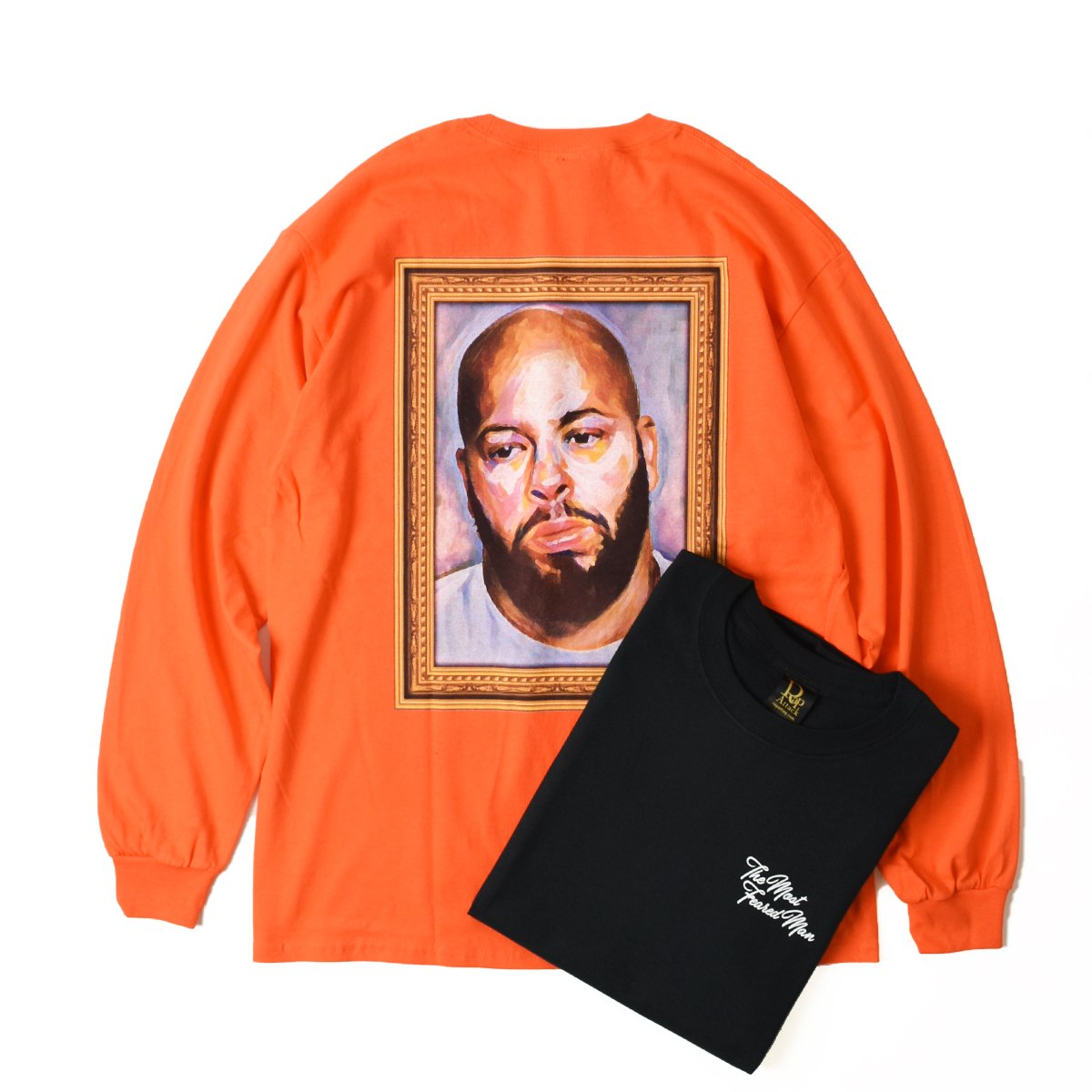 <img class='new_mark_img1' src='https://img.shop-pro.jp/img/new/icons8.gif' style='border:none;display:inline;margin:0px;padding:0px;width:auto;' />【RAP ATTACK】The Most Feared Man L/S Tee (2Color)                           </a>             <span class=