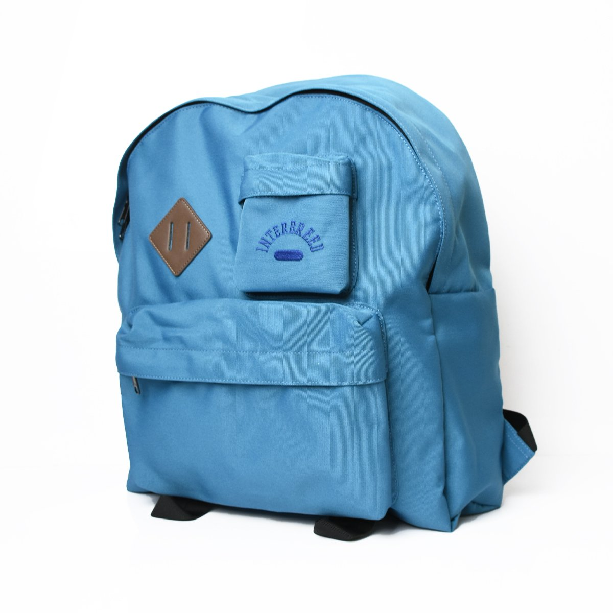 """<img class='new_mark_img1' src='https://img.shop-pro.jp/img/new/icons8.gif' style='border:none;display:inline;margin:0px;padding:0px;width:auto;' />【INTERBREED】""""Varsity Backpack""""                           </a>             <span class="""