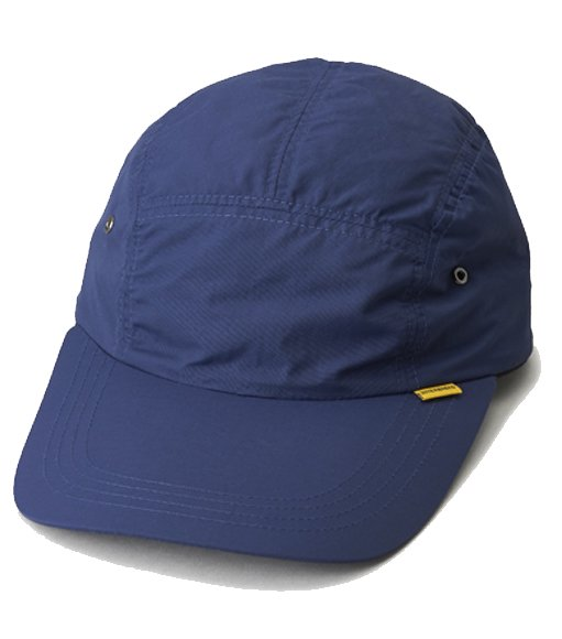【INTERBREED】SOLID LONG BILL CAP:Navy